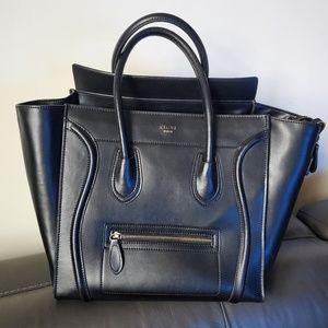 Celine Luggage Handbag